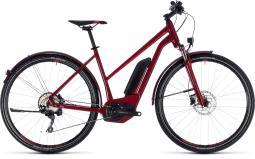 Cube Cross Hybrid Pro Allroad 500 Woman Elektromos Kerékpár 2018