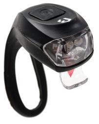 Bikefun Pixie E+H 2+2 LED fekete kerékpár lámpa szett 2019