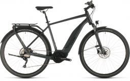 Cube Touring Hybrid Pro 500 sötétszürke túratrekking e-bike 2020