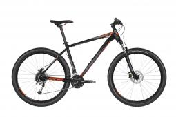 Kellys Spider 50 Black Orange MTB 27,5