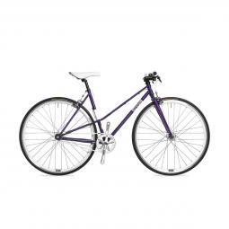 Csepel Royal 3* Lady női lila fixi kerékpár 2020