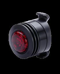 BBB Spy (BLS-126) USB 15, lumen, akkumulátoros kerékpár hátsó mini lámpa 2019