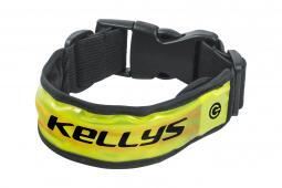 Kellys SPARKY PRO 3M Scotchlite LED-es fényvisszaverő karszalag 2020