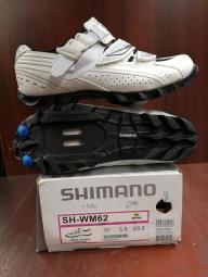Shimano WM62 női kerékpáros cipő 2014