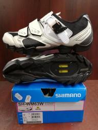 Shimano WM63 női kerékpáros cipő 2014