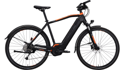 Hercules Rob Cross Comp I cross trekking e-bike 2019