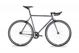 Csepel Royal 4* 17 szürke fixi kerékpár 2020