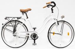 Csepel Cruiser Neo GR fehér női cruiser kerékpár 2020