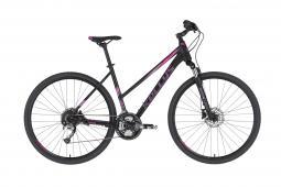 Kellys Pheebe 10 Dark Purple női cross trekking kerékpár 2020