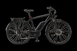 Winora Sinus Tria 7 eco fekete túratrekking e-bike  2020