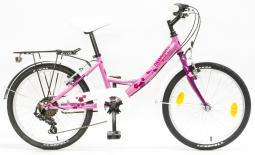 Csepel  Flora  20 6SP 17 gyermek kerékpár 2018