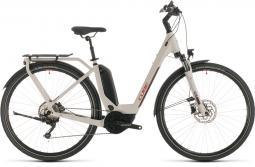 Cube Touring Hybrid Pro 500 szürke city/túratrekking e-bike 2020