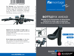 Klickfix Bottlefix Ahead adapter 2018