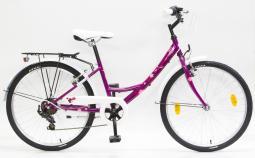 Csepel  Flora  24 6SP 17 gyermek kerékpár 2018