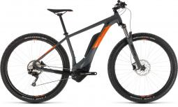 Cube Reaction Hybrid Pro 400 E-bike 2019