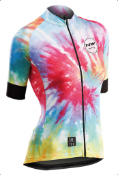 Northwave Hippie Woman női kerékpáros rövid ujjú mez 2019