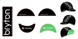 Bryton kerékpáros sapka 2019