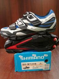 Shimano M123S kerékpáros cipő 2013