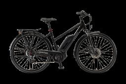 Winora Sinus Tria 7eco fekete trapeze túratrekking e-bike  2020