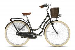 Kellys Arwen Dutch Black városi kerékpár 2019
