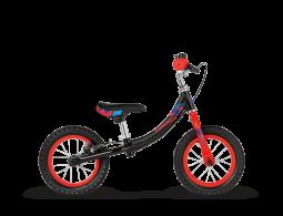 Kross Mini piros-fekete futóbicikli 2018