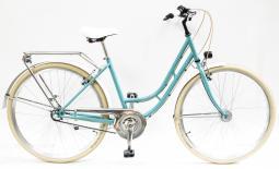 Csepel Weiss Manfréd 28/22 N3 női városi kerékpár 2017