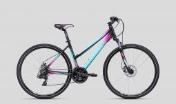 CTM Maxima 2.0 női cross trekking kerékpár 2020