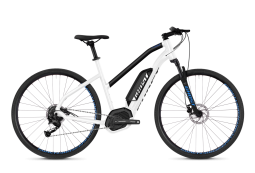 Ghost Hybrid Square Cross B2.9 Woman AL Ebike 2018