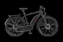 Winora Yucatan 8 fekete túratrekking e-bike 2020