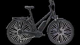 Hercules E-Imperial 180 S 9 női nagy teherbírású túratrekking e-bike 2019