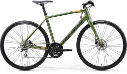Merida Speeder 100 olivazöld fitness kerékpár 2020
