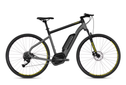 Ghost Hybrid Square Cross B2.9 AL Ebike 2018