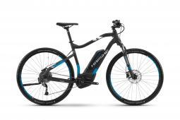 Haibike SDURO Cross 5.0 Pedelec Kerékpár 2018