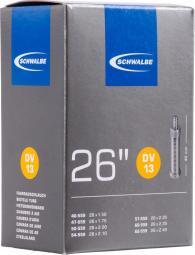 Schwalbe DV4 16X1 3/8-1.40 85G 32 mm Dunlop szelepes belső gumi 2020