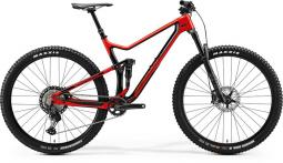 Merida One-Twenty 9.7000 piros MTB Fully 29