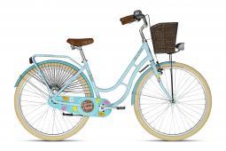 Kellys Classic Dutch Blue városi kerékpár 2019