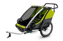 Thule Chariot CAB kerékpár utánfutó - 2 gyermeknek 2017