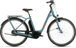 Cube Town Hybrid Pro RT 400 kék city e-bike 2020