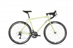 Csepel Rapid 3* 2.0 Sora zöld gravel kerékpár 2020