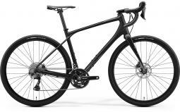 Merida Silex 700 matt fekete gravel kerékpár 2020