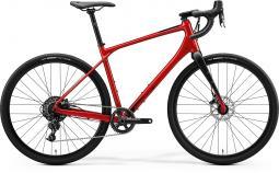 Merida Silex 600 piros gravel kerékpár 2020