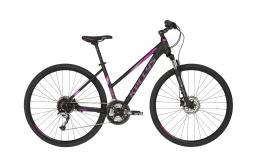 Kellys Pheebe 10 Dark Purple női cross trekking kerékpár 2019