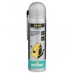 Motorex Grease spray 500 ml 2018