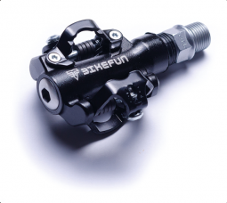 Bikefun Dual Trap MTB SPD/kompatibilis pedál 2018