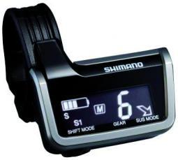 SHIMANO XTR DI2 IS-CM9050 DI2 Váltás Kijelző 2017