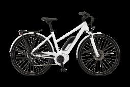 Winora Sinus Tria 7 eco fehér trapeze túratrekking e-bike   2020