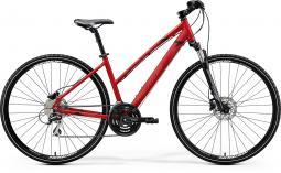 Merida Crossway 20-D piros női cross trekking kerékpár 2020