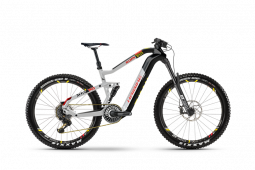Haibike XDURO AllMtn 10.0 Ezüst MTB Fully 29 e-bike 2020