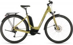 Cube Touring Hybrid One 500 zöld city/túratrekking e-bike 2020