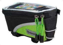 Bikefun Skill Touch telefon/GPS-tartó vázra szerelhető táska 2018